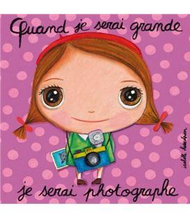 CUADRO FOTOGRAFA 30X30 - CUADRO-LABEL-TOUR-PHOTOGRAPHE