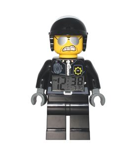 DESPERTADOR LEGO BAD COP - BAD-COP-DESPERTADOR-LEGO