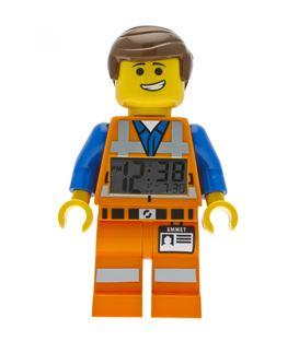 RELOJ LEGO THE MOVIE EMMET