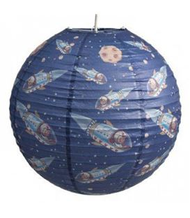 LAMPARA PAPEL SPACEBOY - SPACEBOY PAPER LAMPSHADE-500X500