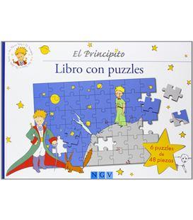 LIBRO EL PRINCIPITO CON PUZZLES - EL PRINCIPITO-LIBRO-CON-PUZZLES