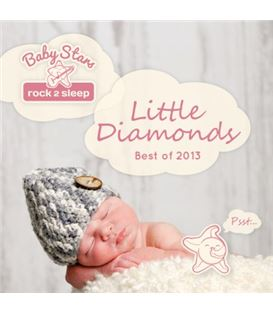 CD LITTLE DIAMONDS BABY STARS - CD-LITTLE-DIAMONDS