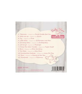 CD LITTLE DIAMONDS BABY STARS - CD-LITTLE-DIAMONDS2