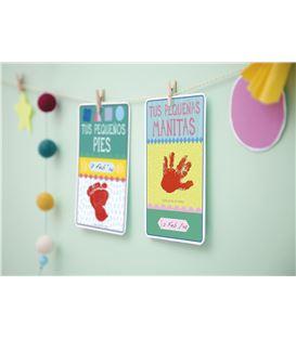 TARJETAS PREGNANCY CARDS - MILESTONE-CARTAS-EJEMPLO