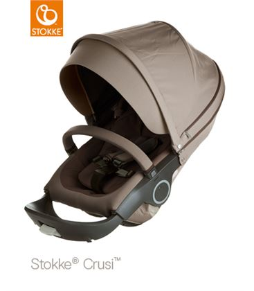 ASIENTO STOKKE CRUSI XPLORY TRAILZ MARRON - ASIENTO-CRUSI-EXPLORY-MARRON