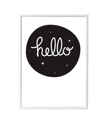 POSTER HELLO - POSTER-HELLO