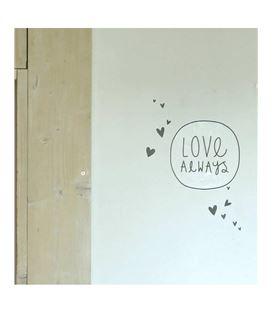 VINILO PARED LOVE ALWAYS - VINILO-LOVE-ALWAYS2