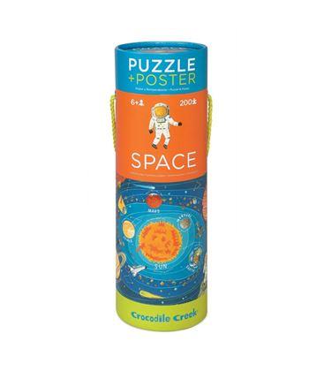 PUZZLE + POSTER ESPACIO - PUZZLE+POSTER-ESPACIO