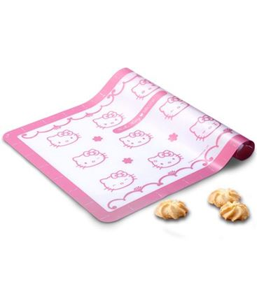 BASE PATRON HORNO 42X29.5 - CUTE-HELLO-KITTY-SILICONE-BAKING-MAT2