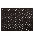 ALFOMBRA DOTS BROWN