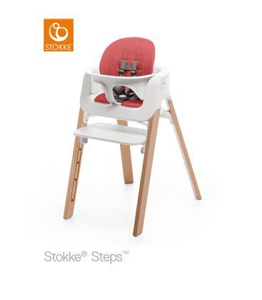 COJIN BABY SET STEPS ROJO - STOKKE-STEPS-COJIN-ROJO2