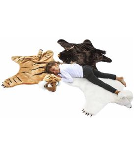 DISFRAZ/MANTA TIGRE - POLAR-BEAR-DRESSAL