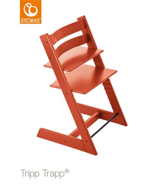 TRONA TRIPP TRAPP NARANJA LAVA - TRIPP-TRAPP-LAVAORANGE