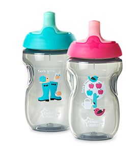 VASO EXPLORA SPORTY COLORES SURTIDOS - SPORTS-BOTTLE-TOMMEE-TIPPEE-COLORES