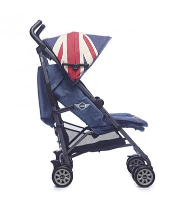 MINI BUGGY UNION JACK VINTAGE - MINI-BUGGY-UNION-JACK-VINTAGE