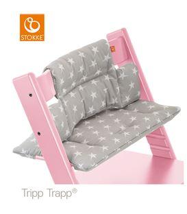 COJIN TRIPP TRAPP ESTRELLAS GRIS - COJIN-TRIPP-TRAPP-STARS-GRIS-STOKKE