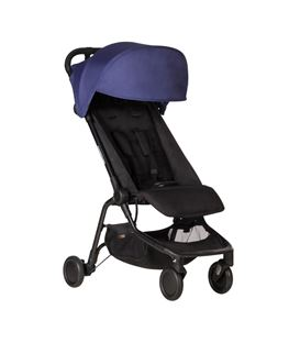 SILLA PASEO MOUNTAIN BUGGY NANO NAUTICAL - NANOAZUL