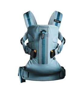 MOCHILA PORTABEBE ONE BABYBJORN OUTDOORS TURQUESA - START-BC-ONE-OUTDOORS-MOBILE