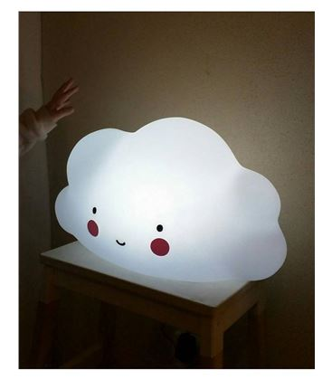 LAMPARA GRAN NUBE BLANCA - BIG-CLOUD-LIGHT