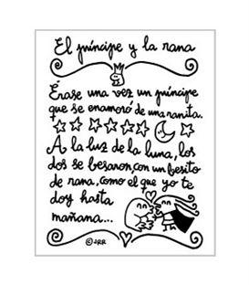 VINILO EL PRINCIPE Y LA RANA 28X31 - ELPRINCIPEYLARAN