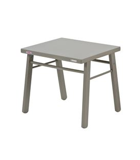 MESITA 50X40X43 GRIS CLARO - KIDS-TABLE-LIGHT-GREY