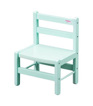 SILLITA 33X27 VERDE MENTA - CHILD-S-CHAIR-MINT-GREEN