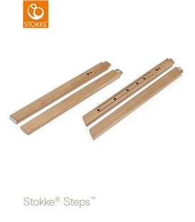 PATAS ROBLE NATURAL PARA TRONA STEPS - STEPS-PATASROBLE