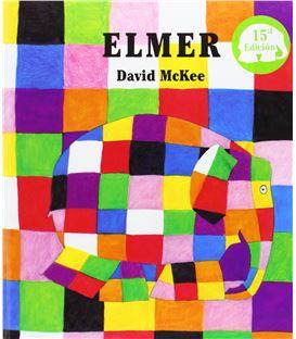 LIBRO ELMER - ELMER-DAVID-MCKEE-LIBRO