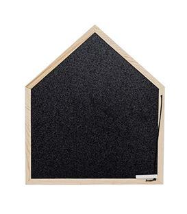 PIZARRA BLACK/NATURE 30X35 - TABLEAU-NOIR-MAISONNETTE-