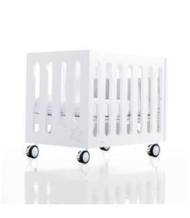 Minicuna de colecho Inborn Crib con protector y colchón - C1045-M7700