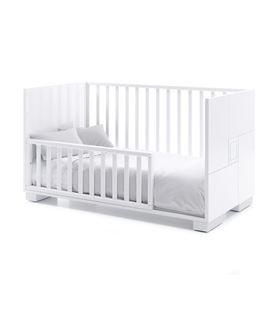 CUNA - CAMA - ESCRITORIO 70X140 CM BLANCO 5 - C146-2300-BED