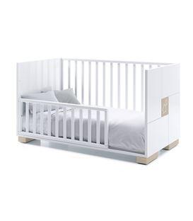 CUNA - CAMA - ESCRITORIO 70X140 CM BEIGE - C146-2315-BED