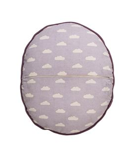 COJIN CIRCUS OFFWHITE LIGHT PURPLE - COJIN-CIRCUS2