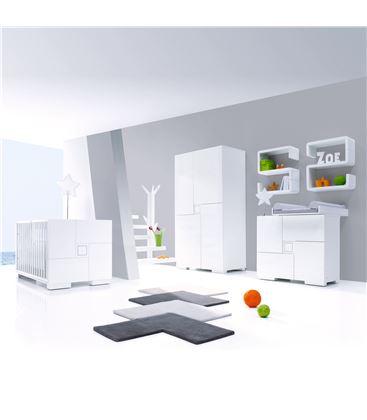 CÓMODA INFANTIL CLIP BLANCO - ROOM-CLIP-A306-2300
