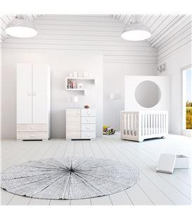 CÓMODA INFANTIL MADERA 1 - ROOM-BUBBLE-MINI-A354-M7792
