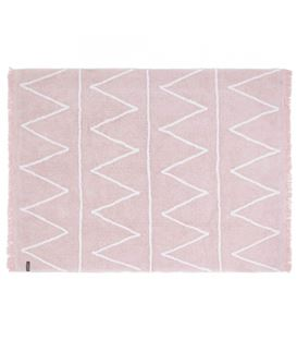 ALFOMBRA HIPPY PINK - HIPPY-SOFT-PINK