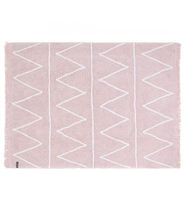 ALFOMBRA LAVABLE HIPPY PINK - HIPPY-SOFT-PINK