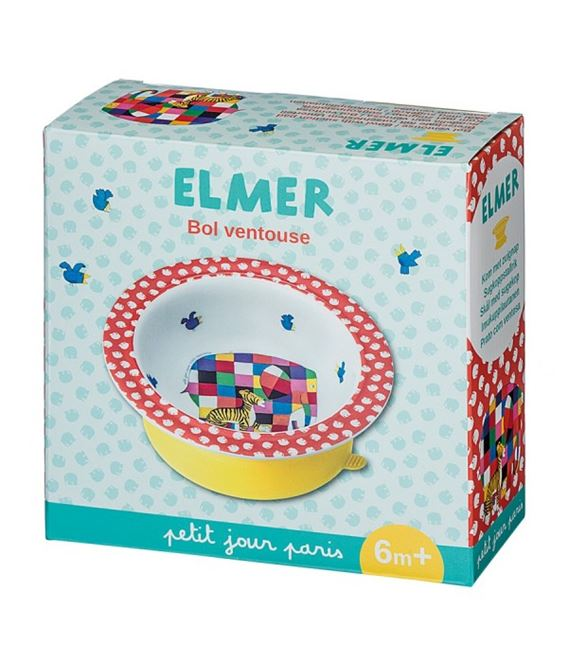 BOWL WITH SUCTION PAD ELMER - BOLVENTOUSEELMER