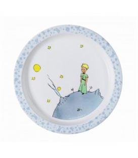 PLATO PRINCIPITO AZUL - BABY-PLATE-THE-LITLE-PRINCE-BLUE
