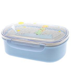 SNACK BOXES PRINCIPITO AZUL - PETIT-PRINCE-LUNCH-BOX