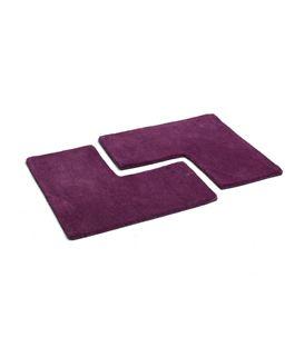 Set 2 alfombras infantiles gris 1 - M121-3200