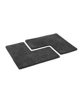 Set 2 alfombras infantiles gris 2 - M121-3900