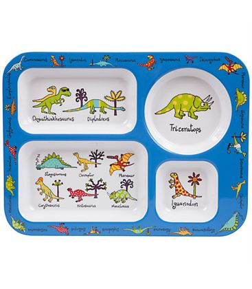 DINO COMPARTMENT TRAY - 234244451