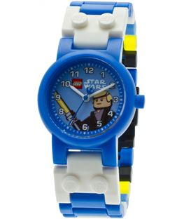 RELOJ STAR WARS LUKE SKYWALKER - RELOJ-LEGO-LUKE-SKYWALKER