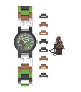 RELOJ LEGO STAR WARS CHEWBACCA - RELOJ-LEGO-STAR-WARS-CHEWBACCA-RELOJ