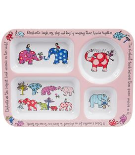 ELEPHANT COMPARTMENT TRAY