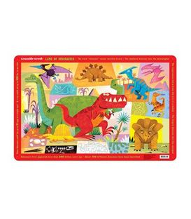 PLACEMATS LAND OF DINOSAURS - 41HDMPXN8BL
