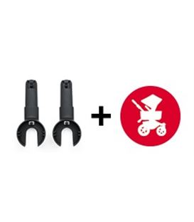 ADAPTADOR BUGABOO RUNNER DONKEY - ADAPT-DON