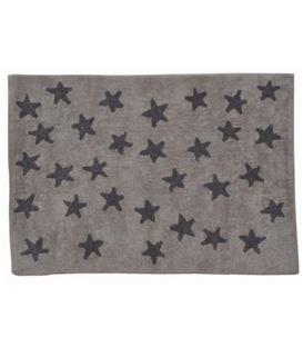 ALFOMBRA LINEN STARS GREY