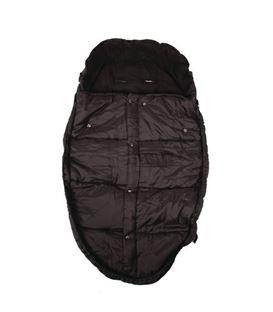 SACO SLEEPING BAG MOUNTAIN BUGGY V2 BLACK - MOUNTAIN-BUGGY